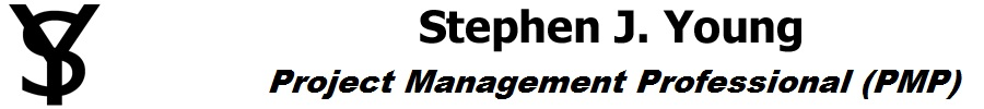 Stephen Young – Project Management Professional